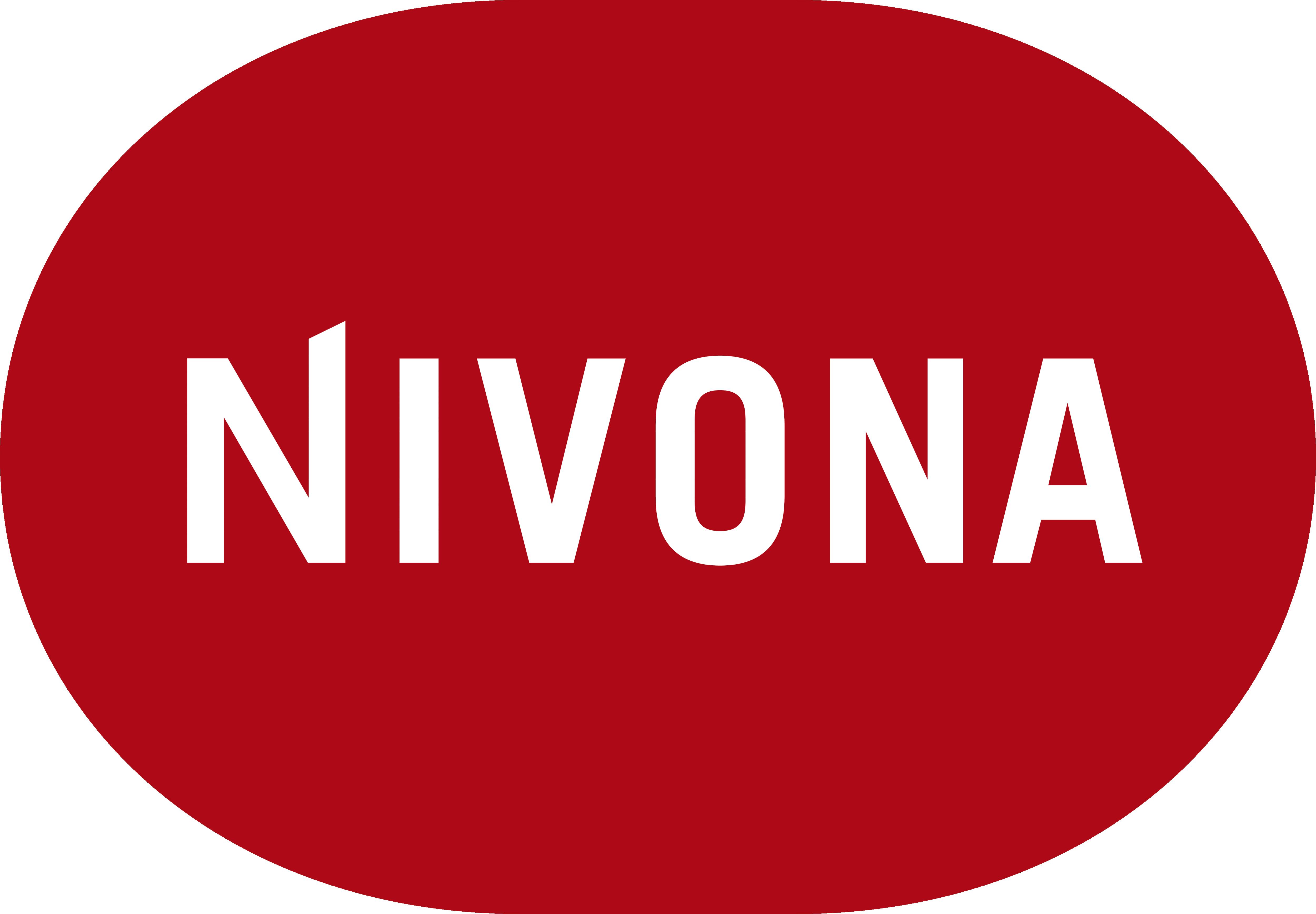 Nivona logo logotype | Kamasega