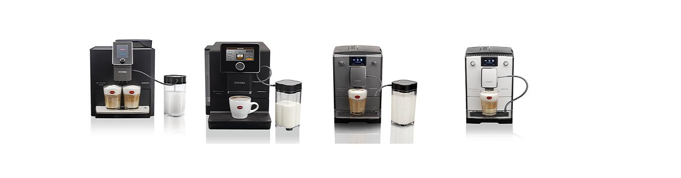 Kaffeevollautomaten NIVONA 2018 | Kamasega
