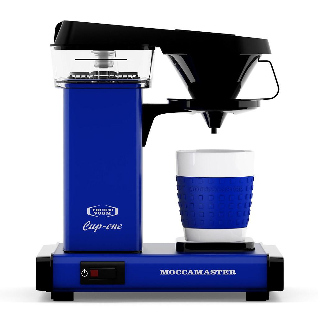 Moccamaster Kaffeeautomat Cup one 69223 Royal Blue | Kamasega