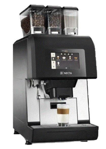 NECTA Kalea Plus Black 2 ES 1 IN FM Dampflanze | Kamasega