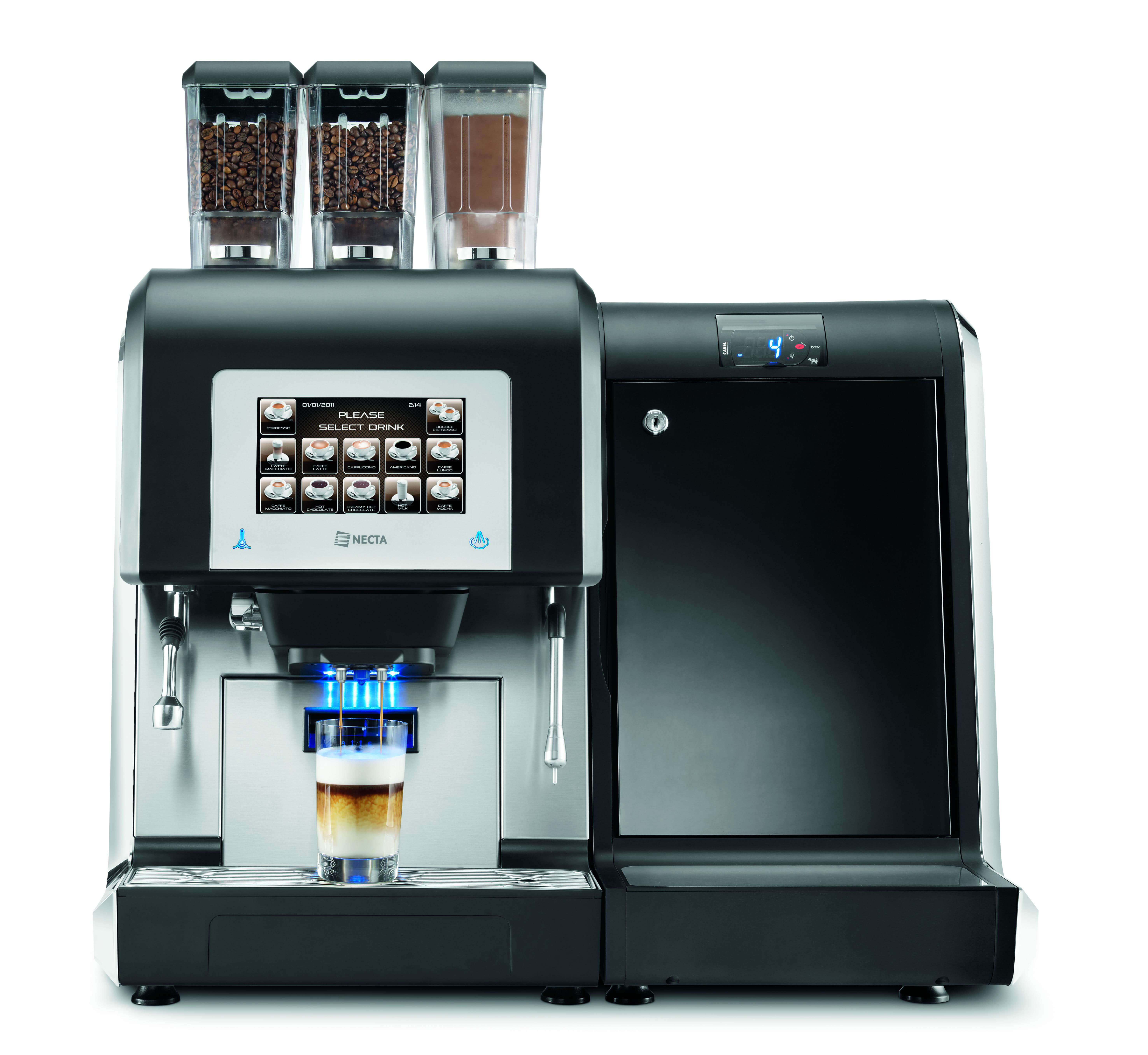 NECTA Karisma Doppel Espresso Frisch | Kamasega