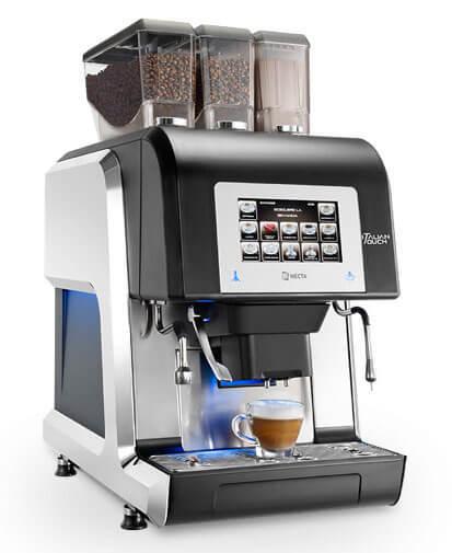 NECTA Karisma Espresso 2 Producktbehaelter | Kamasega