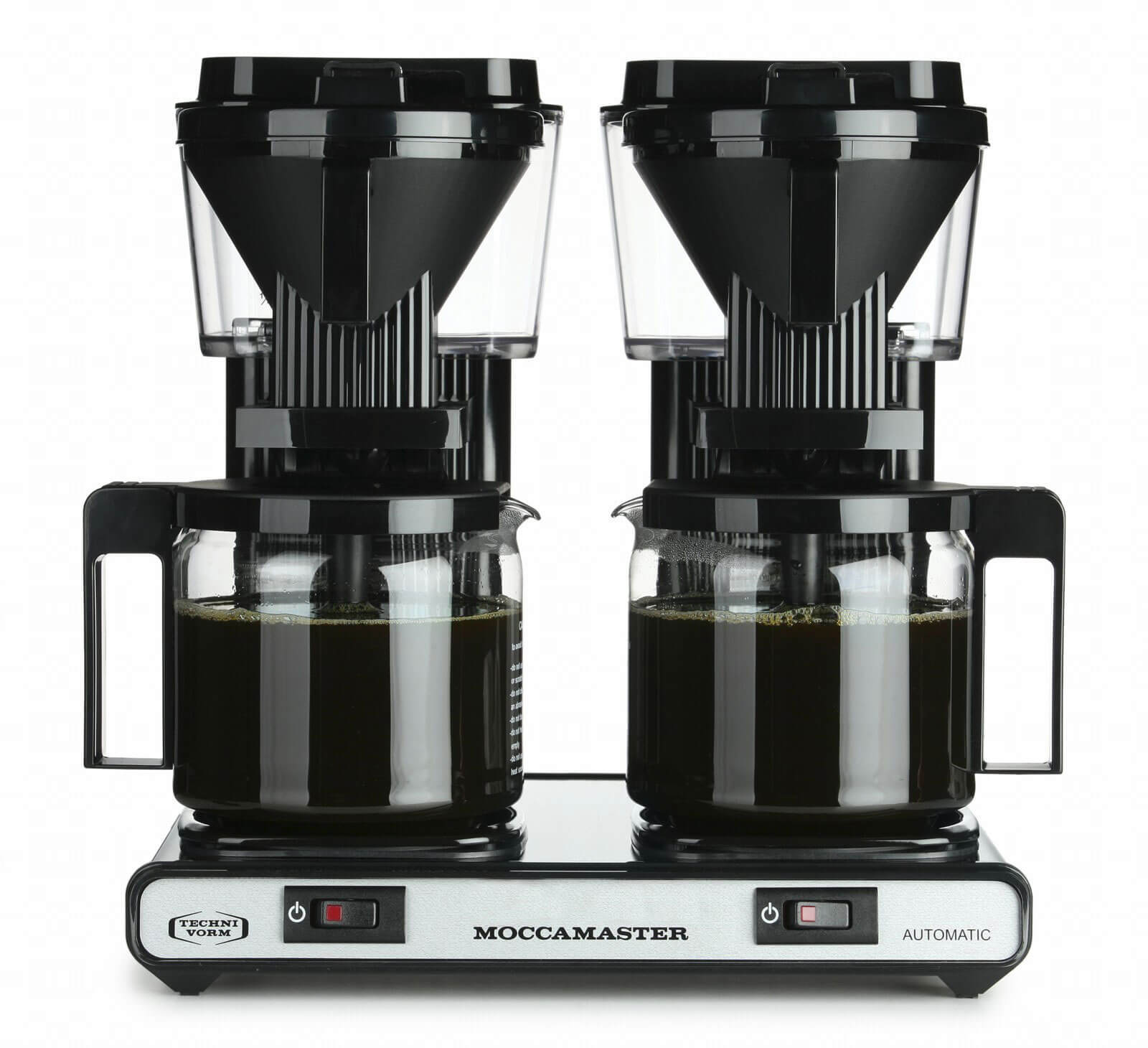 Moccamaster Kaffeeautomat KBG744 Black | Kamasega