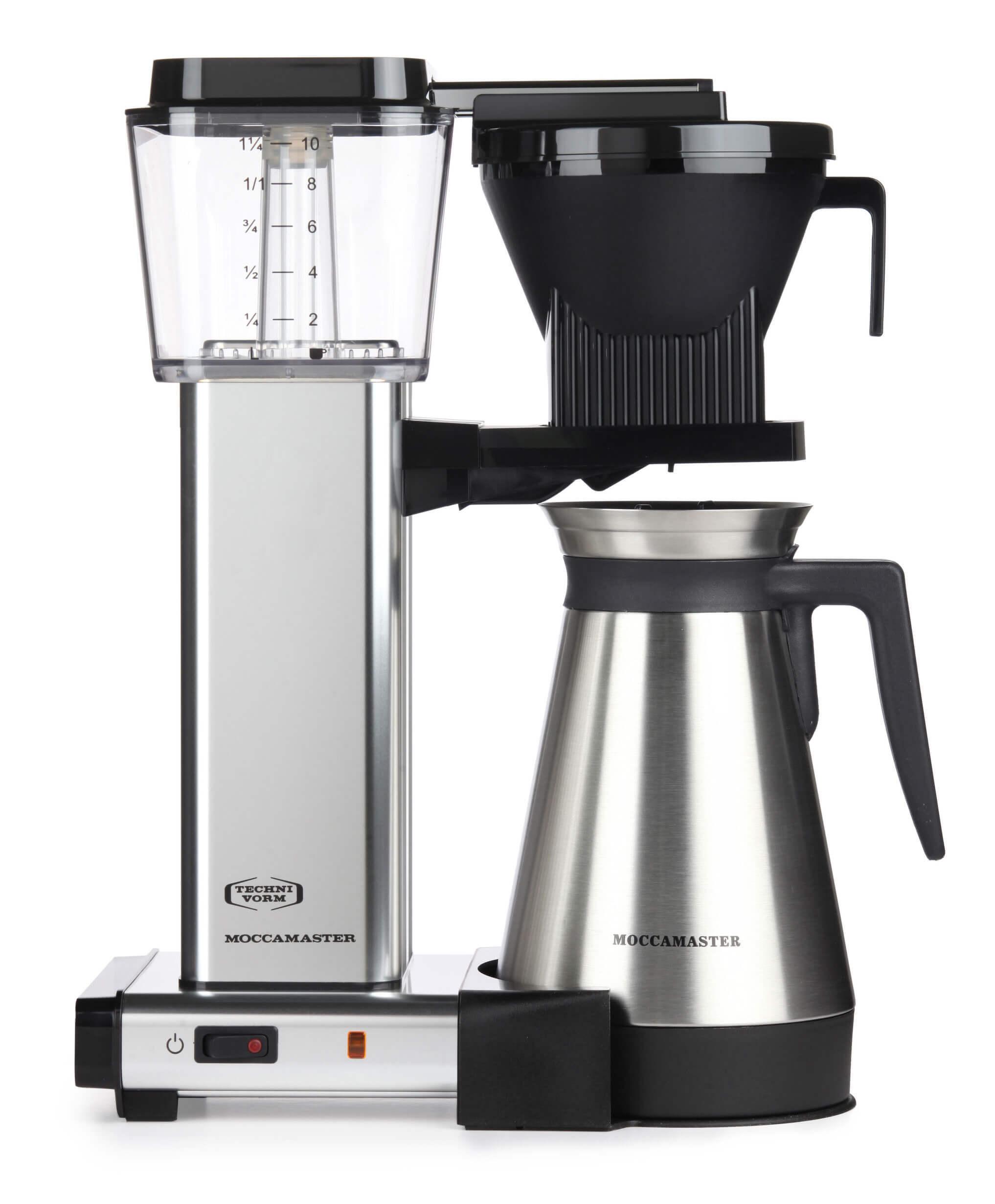 Moccamaster Kaffeeautomat KBGT 741 Thermo polished | Kamasega