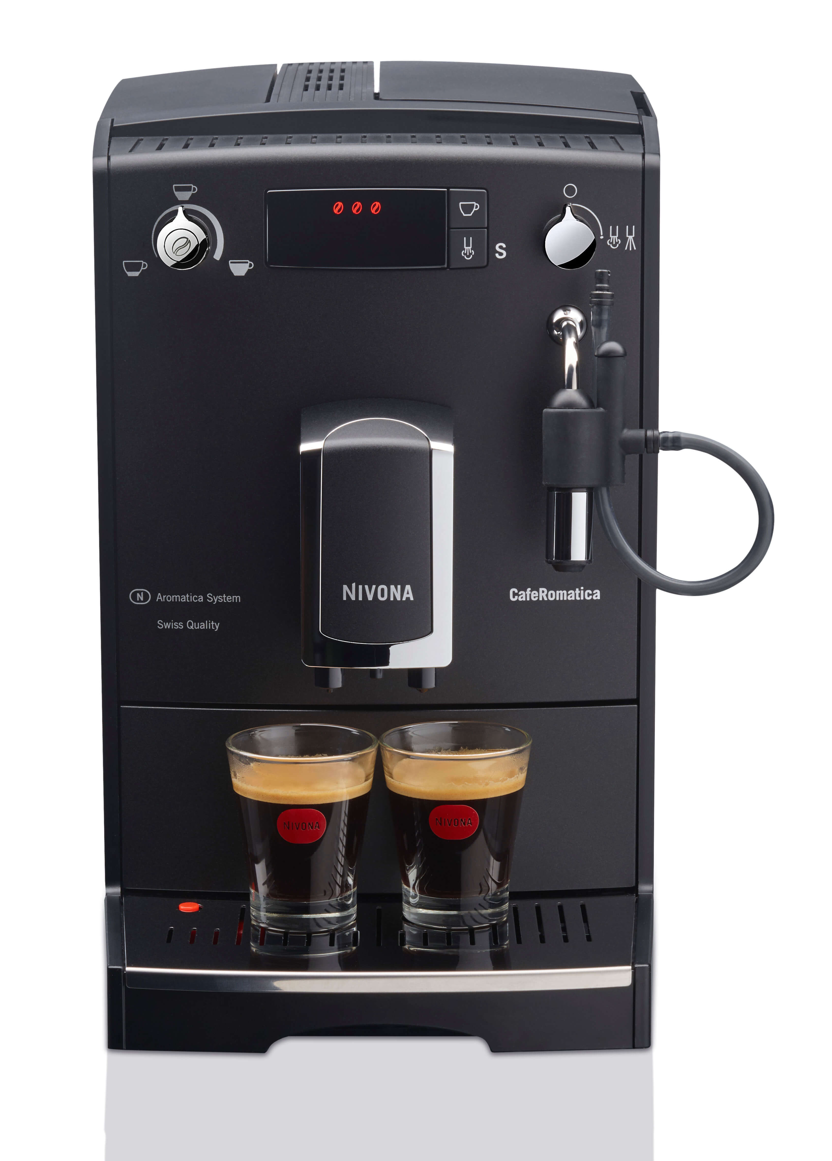 Nivona Kaffeevollautomat Cafe Romantica NICR 520 | Kamasega