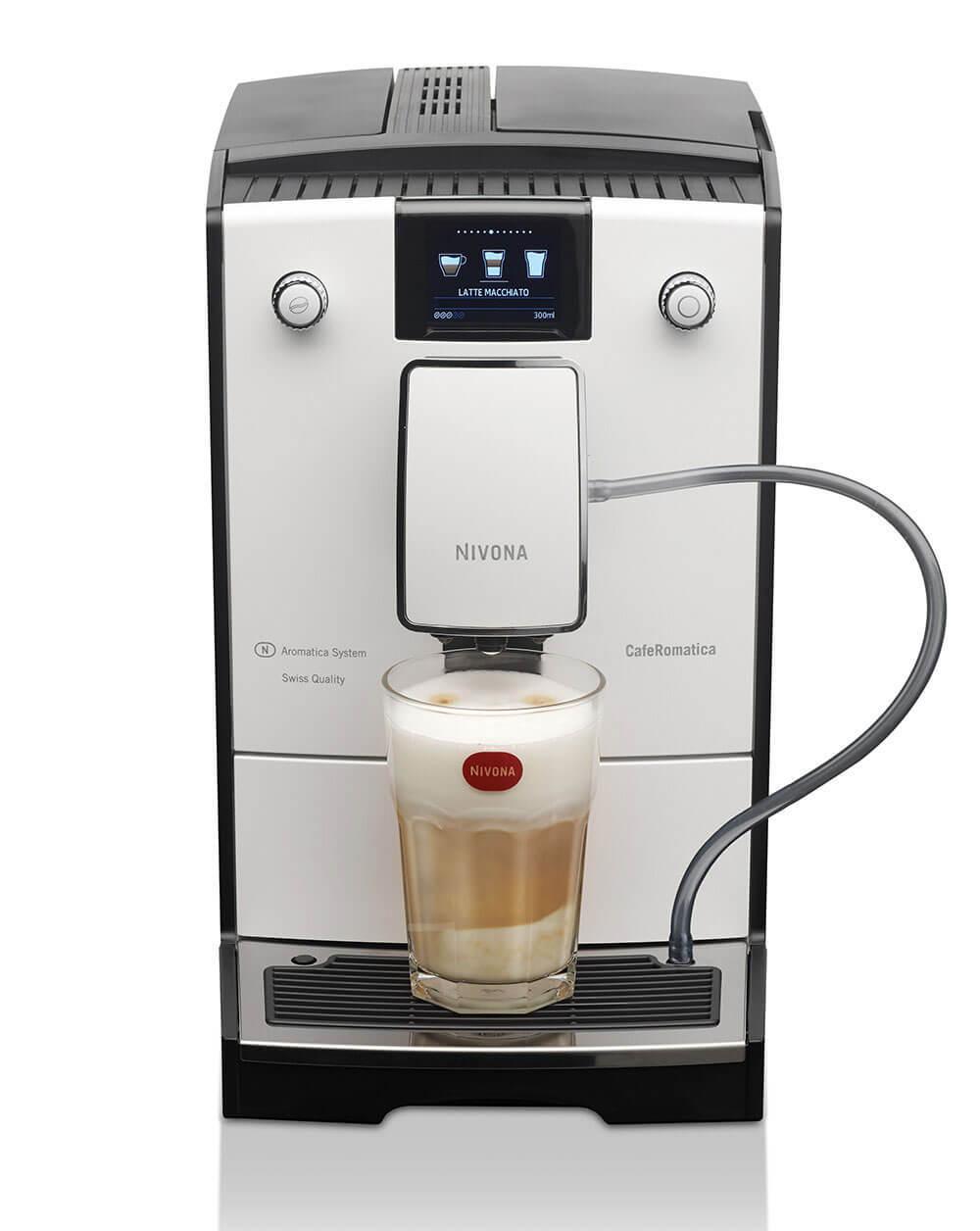 Nivona Kaffeevollautomat Cafe Romantica NICR 779 | Kamasega