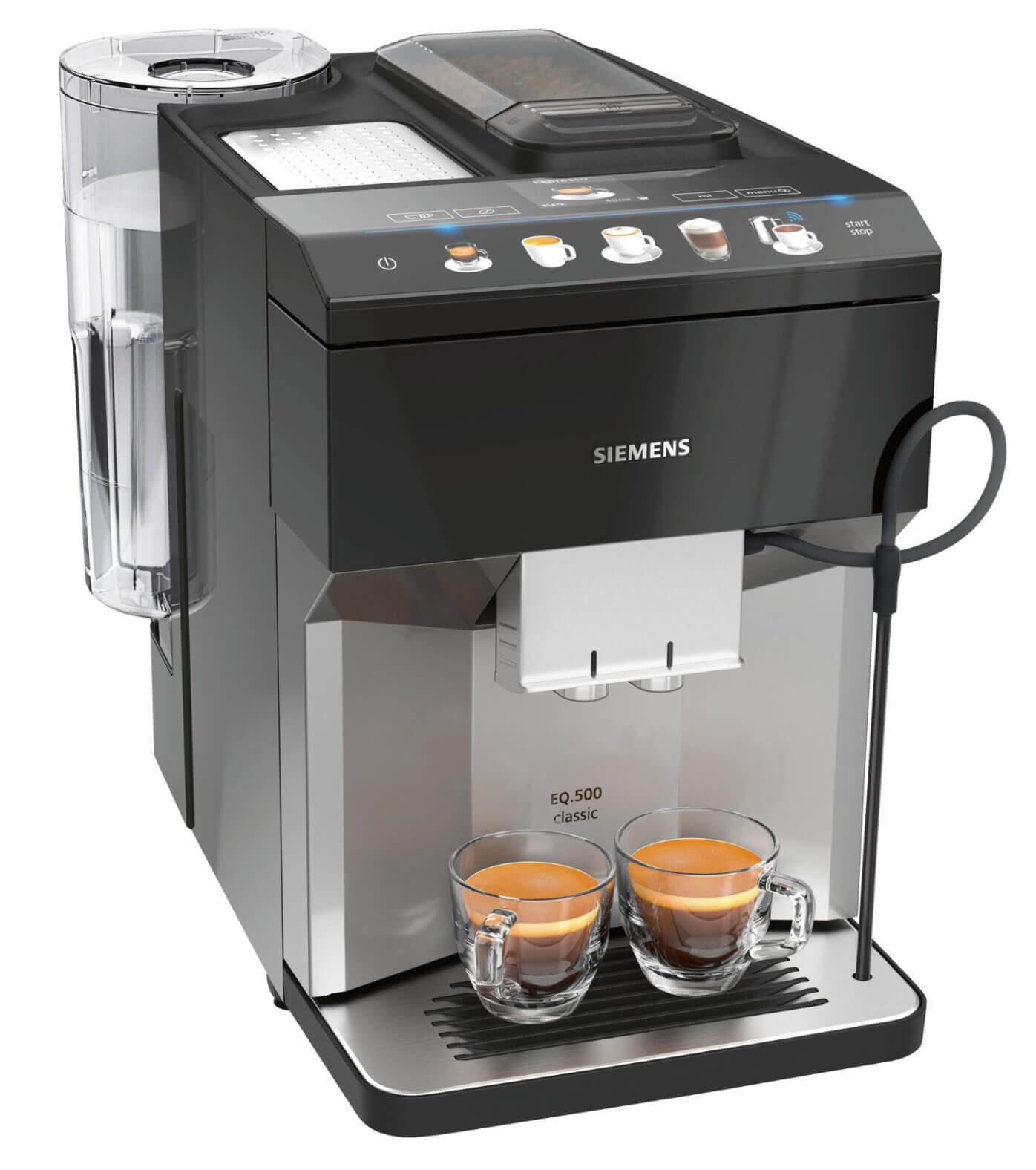 Siemens Kaffeevollautomat EQ 500 cla SSIC | Kamasega