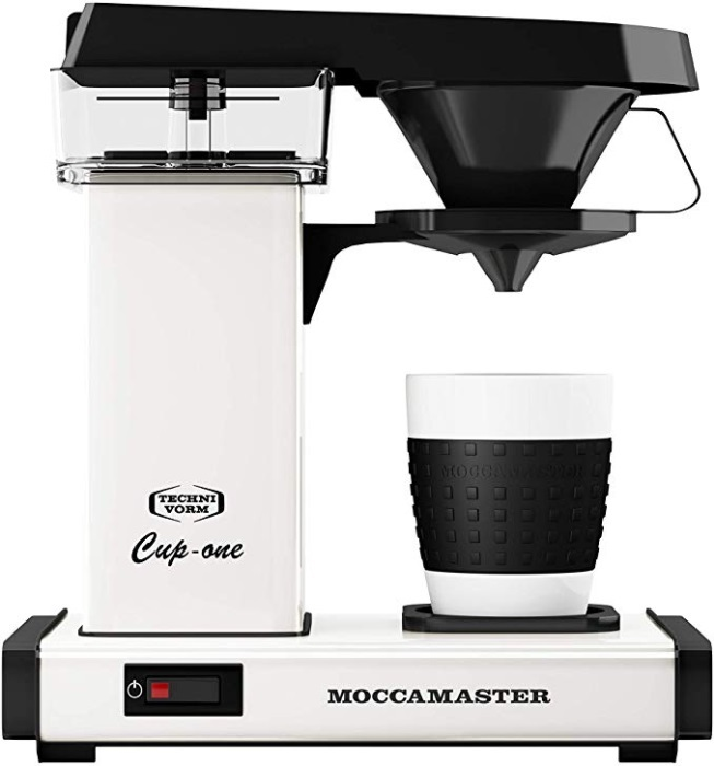 Moccamaster Kaffeeautomat Cup one 69218 Off white | Kamasega