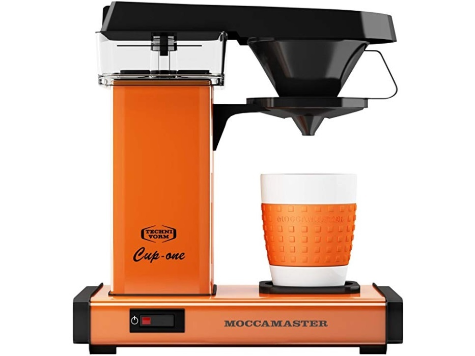 Moccamaster Kaffeeautomat Cup one 69222 Orange | Kamasega