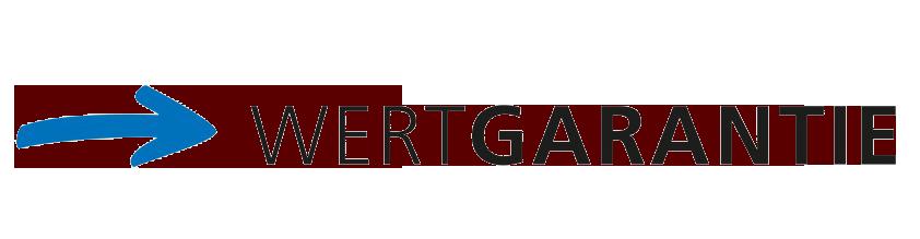 Wertgarantie Logo | Kamasega