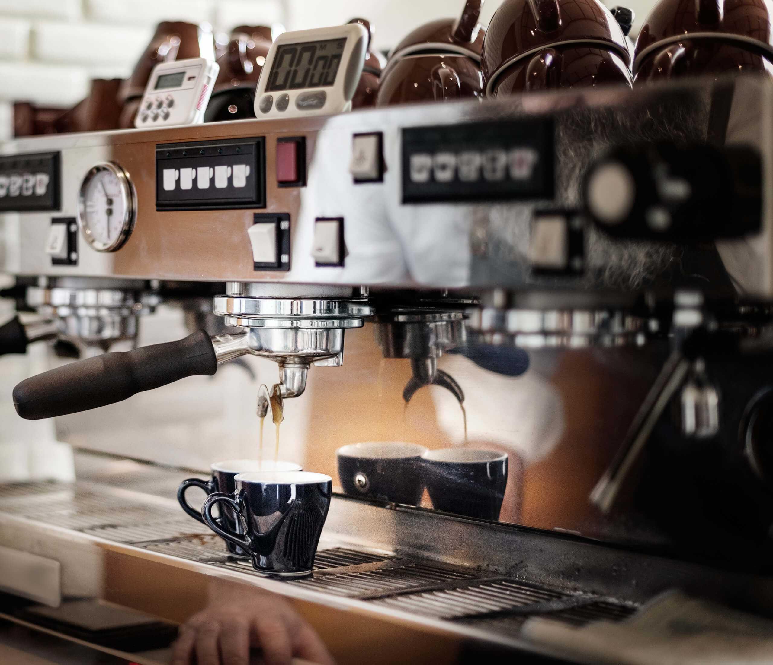 Kaffeevollautomat | Kamasega