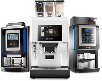 Menu coffee machines - entry.title | Kamasega