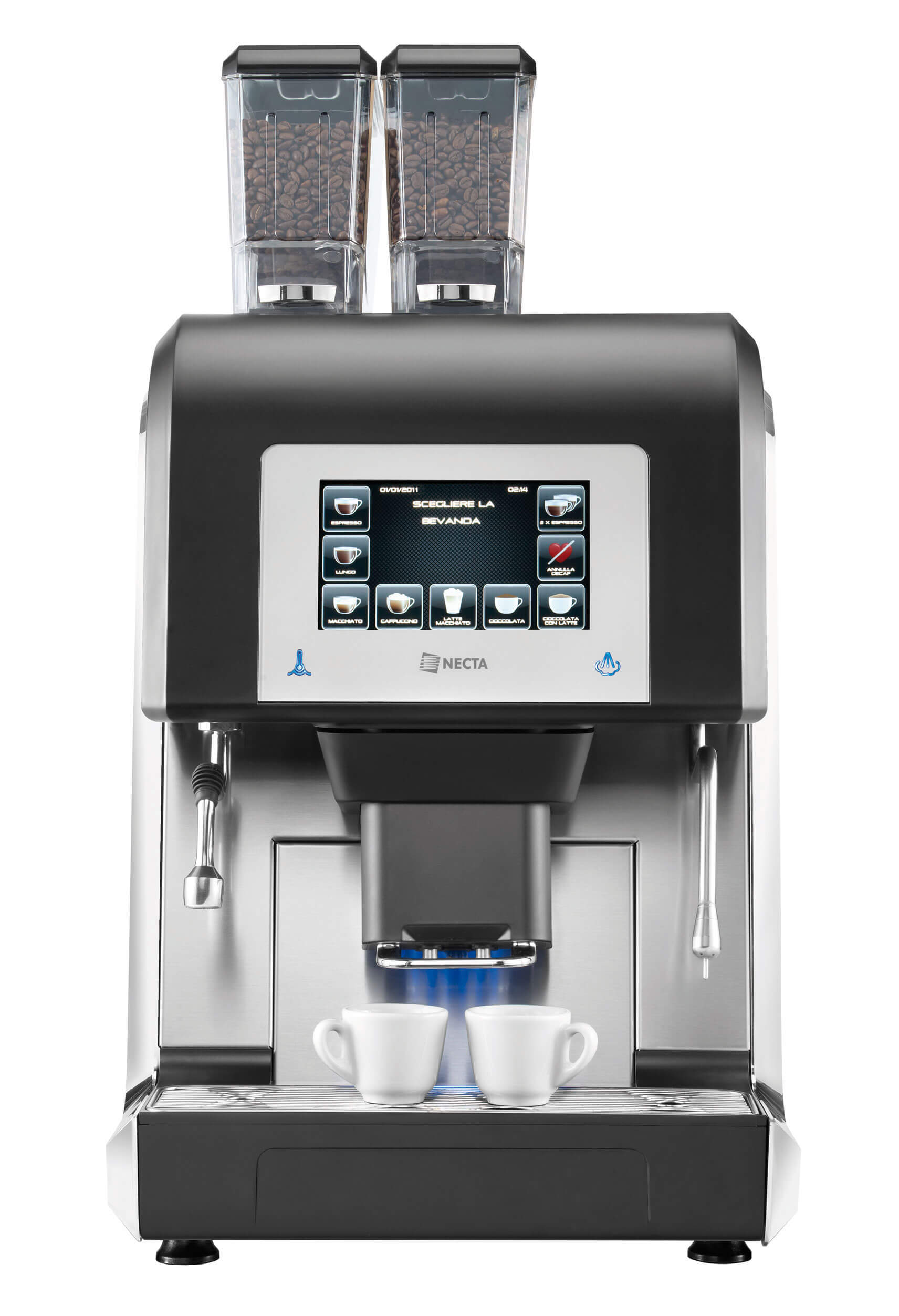 NECTA Karisma Doppel Espresso 962808 | Kamasega