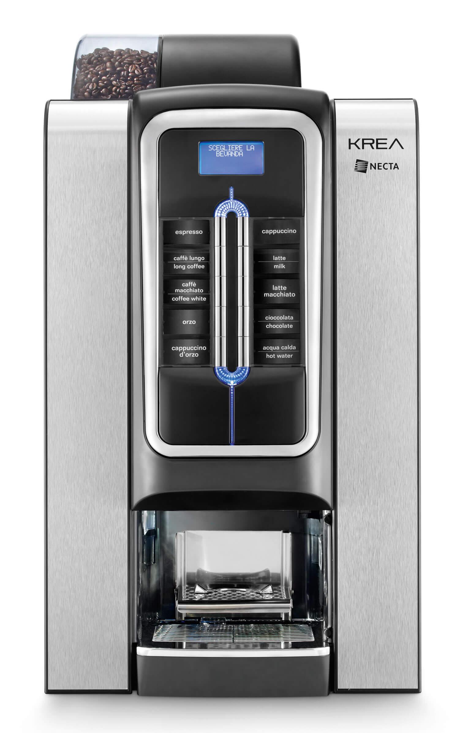 NECTA Krea Espresso Frischbrueh 962167 | Kamasega