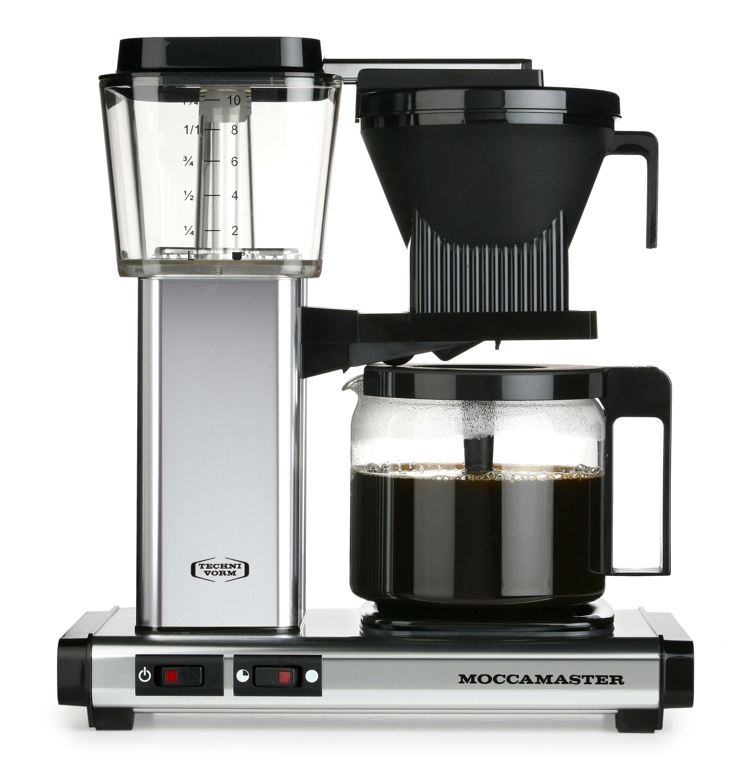 Moccamaster Kaffeeautomat KB 741 AO Polished Silver | Kamasega