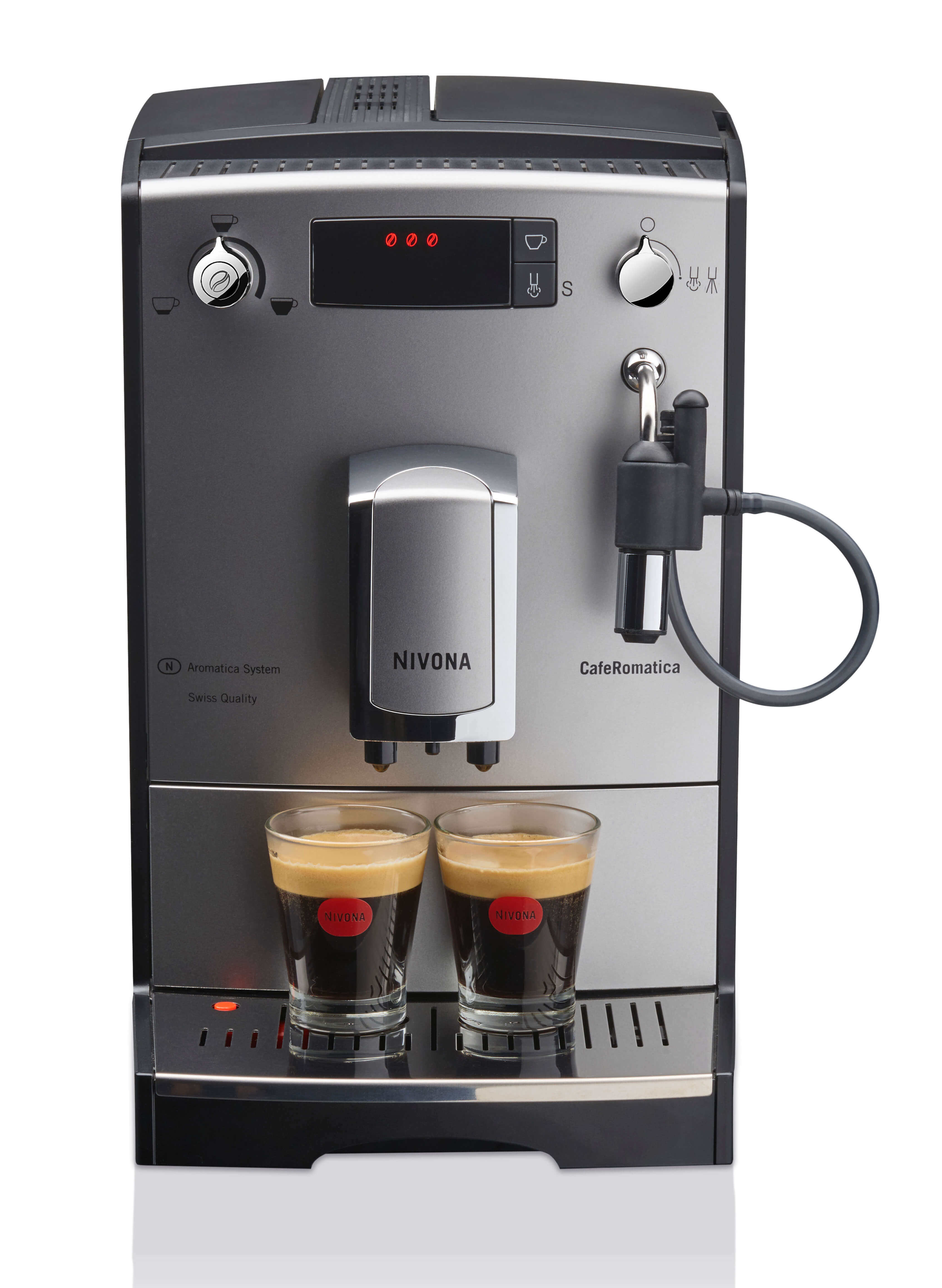 Nivona Kaffeevollautomat Cafe Romantica NICR 530 | Kamasega