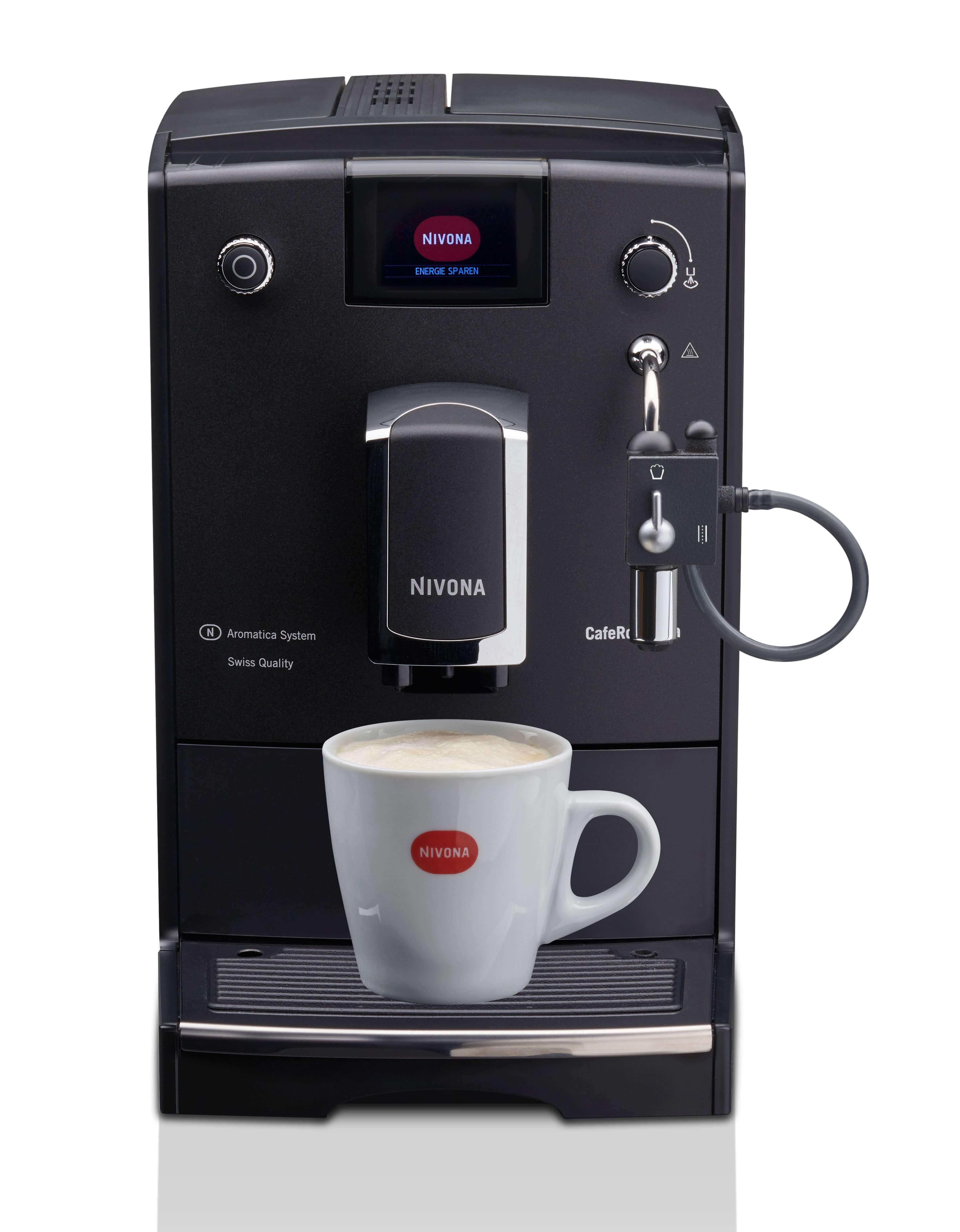 Nivona Kaffeevollautomat Cafe Romantica NICR 660 | Kamasega