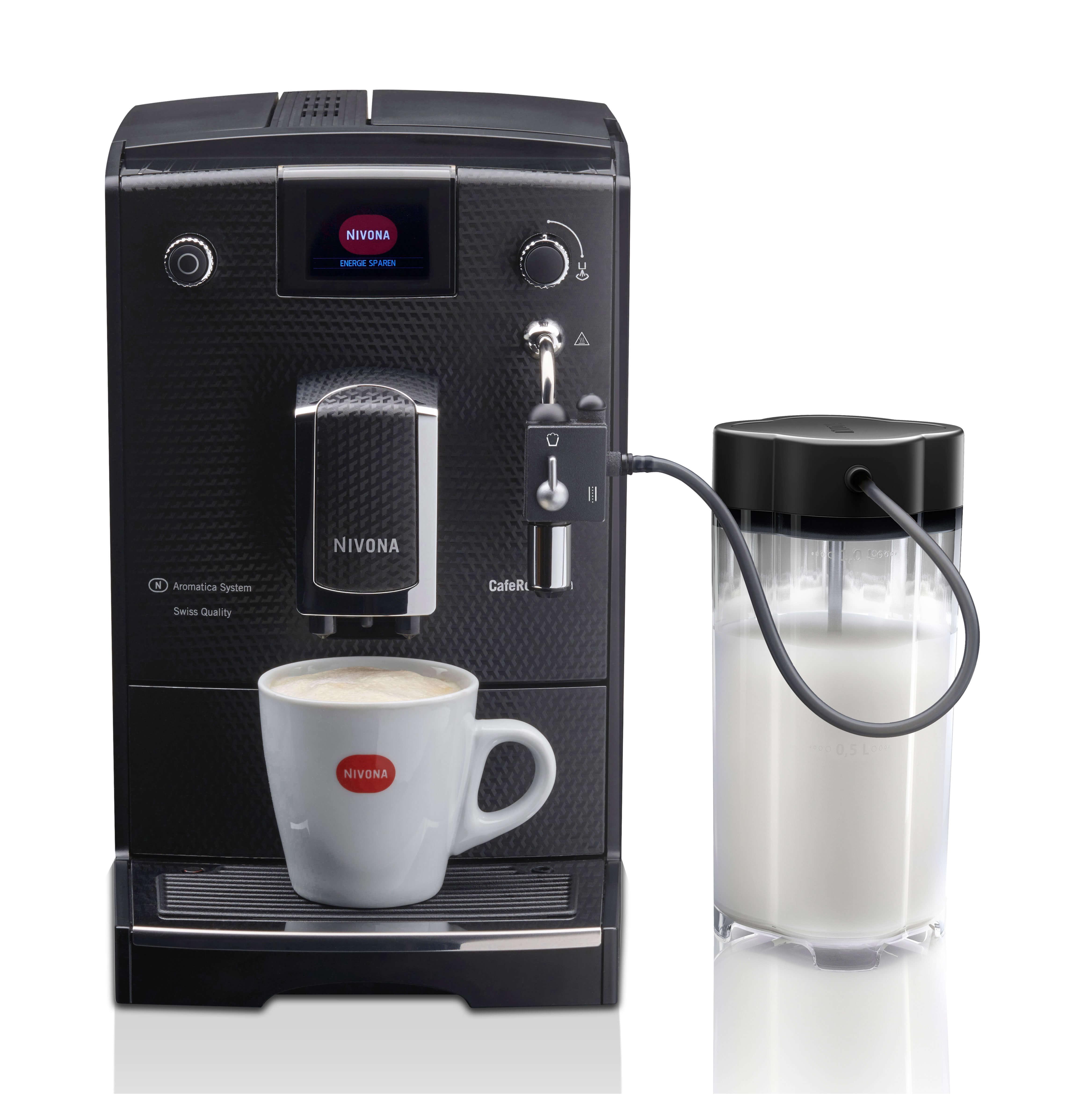 Nivona Kaffeevollautomat Cafe Romantica NICR 680 | Kamasega
