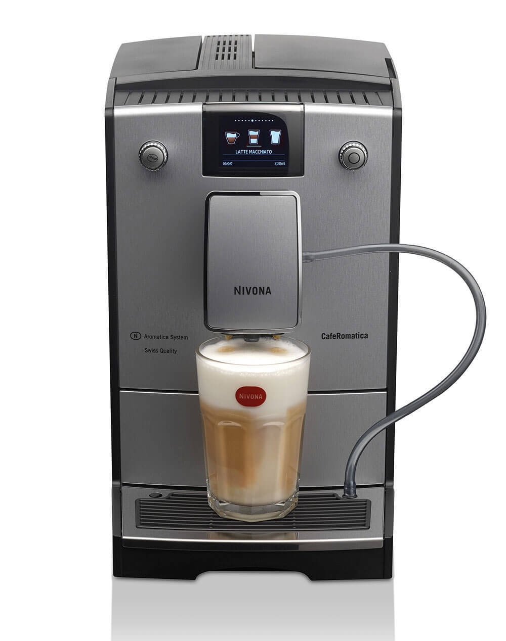 Nivona Kaffeevollautomat Cafe Romantica NICR 769 | Kamasega