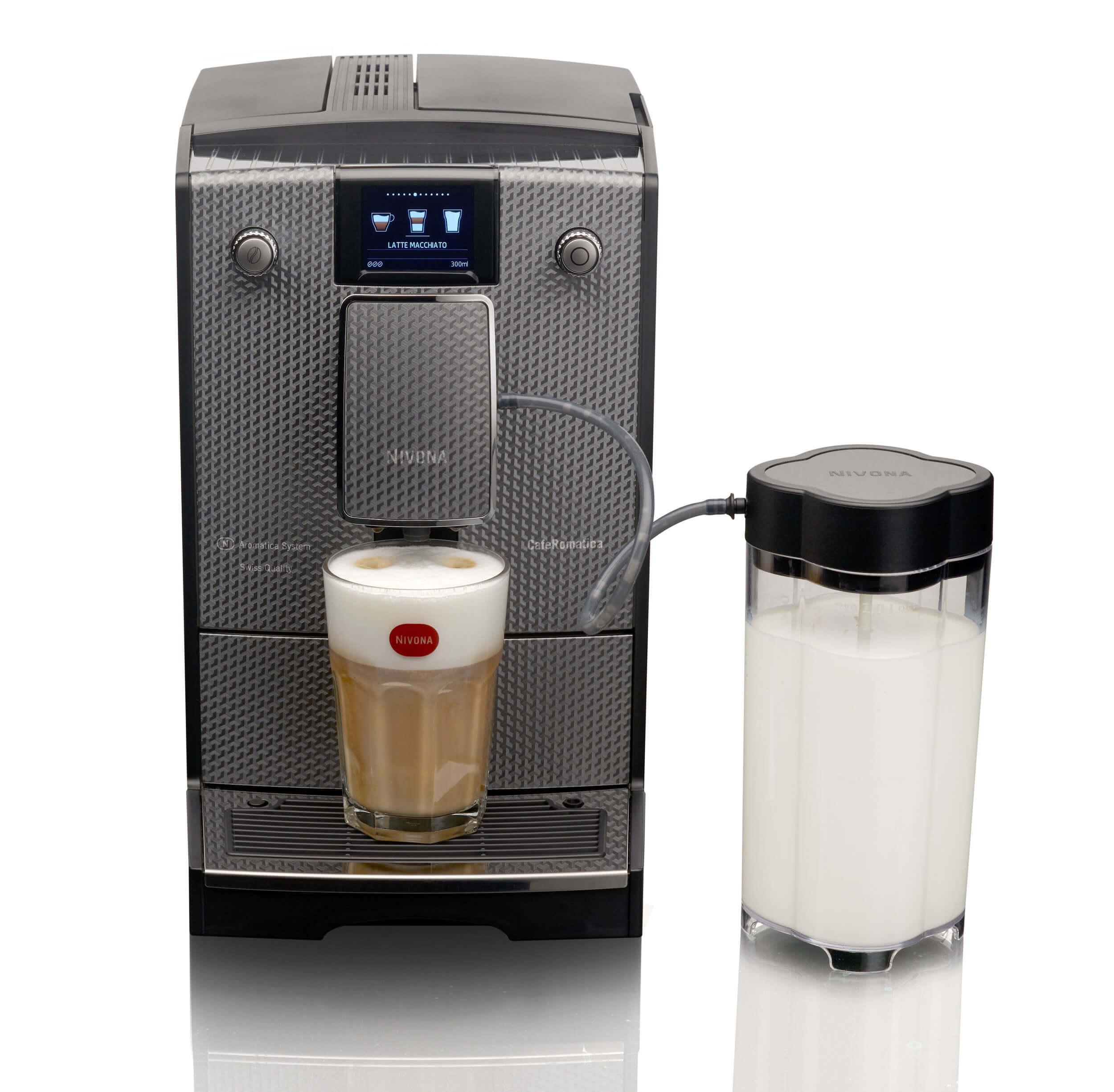 Nivona Kaffeevollautomat Cafe Romantica NICR 789 | Kamasega