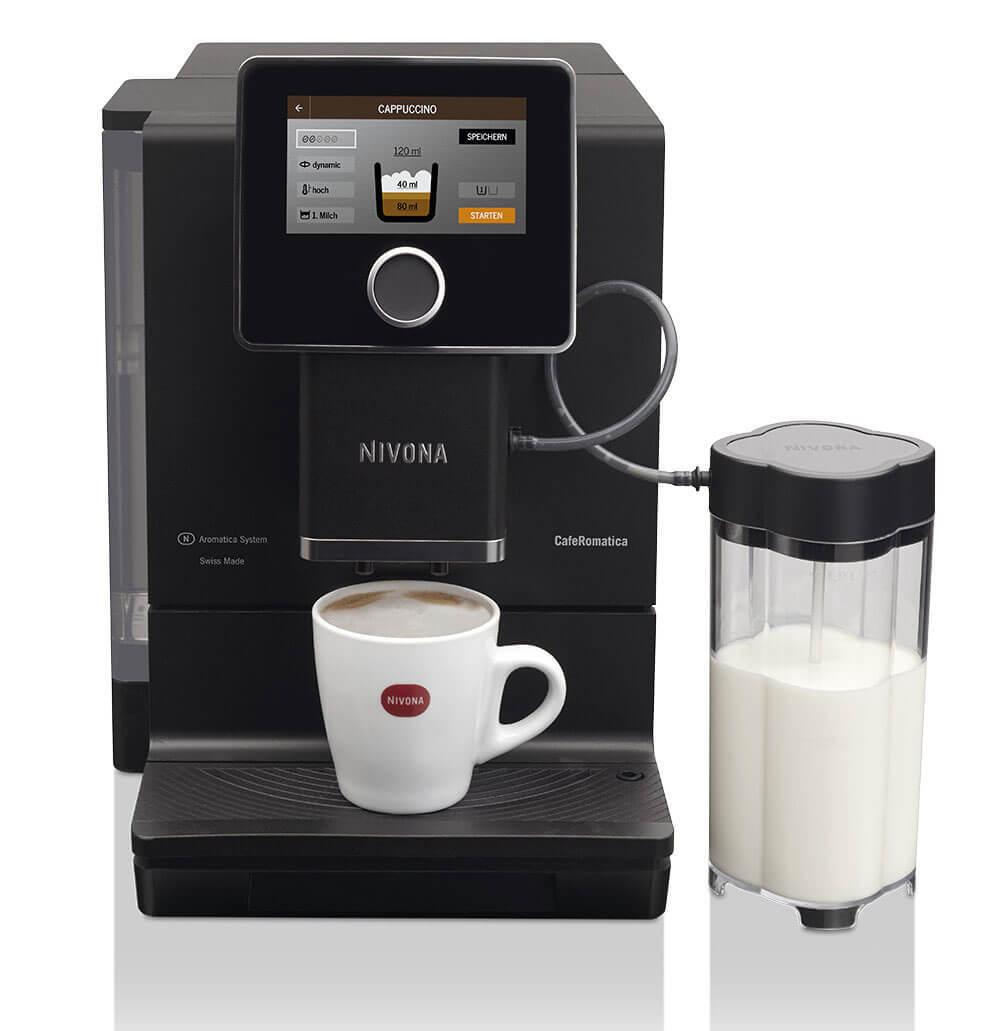 Nivona Kaffeevollautomat Cafe Romantica NICR 960 | Kamasega