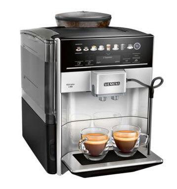 Siemens Kaffeevollautomat EQ plus s300 | Kamasega