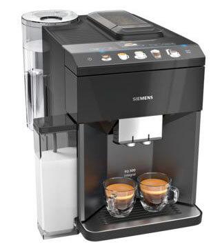 Siemens Kaffeevollautomat EQ500 Integral metallic | Kamasega