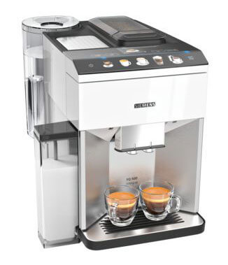 Siemens Kaffeevollautomat EQ500 Integral | Kamasega