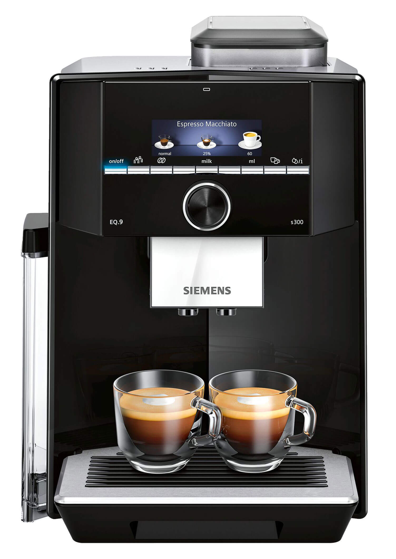 Siemens Kaffeevollautomat EQ9 S300 | Kamasega